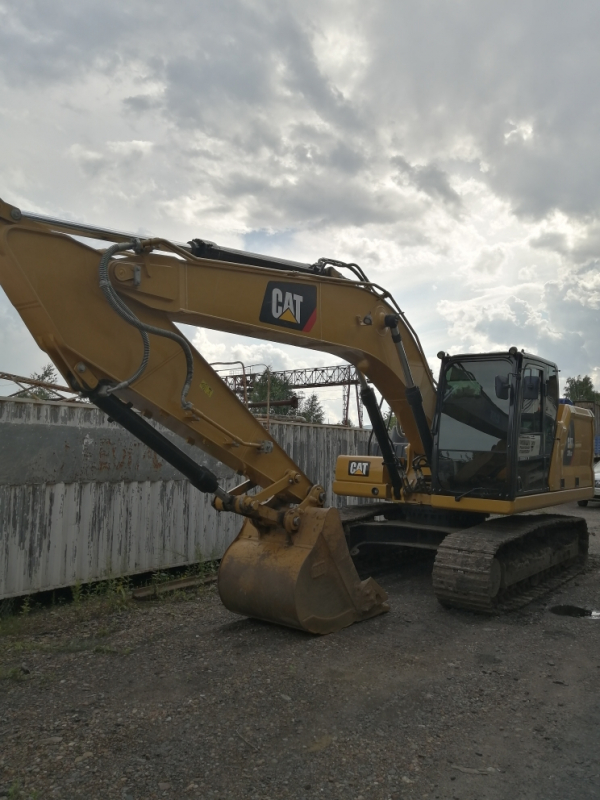 CATERPILLAR, 320GC